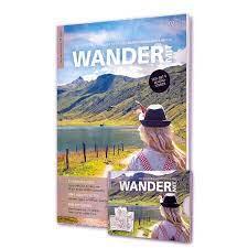 Wander mit 02 | Outdoor & Erlebnis | Magazine