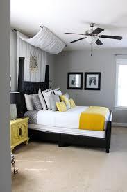 Lemon And Grey Bedroom Dwellings By Devore The Master