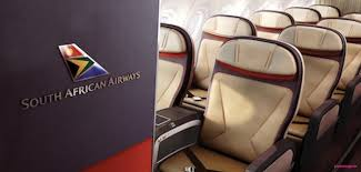 South African Airways A320 Aircraft Interiors International