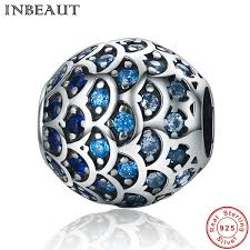 2019 <b>INBEAUT</b> Authentic <b>925</b> Sterling <b>Silver</b> Daughter Of Sea ...