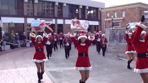 2010 Downtown Springfield Christmas Parade- Blue Eye High School ...