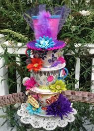 Alice In Wonderland Decorations Wedding Ideas Teacup Weddbook