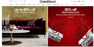 Crate And Barrel Designer Rewards Program Limited Time Offer How To Write A Discount Offer For