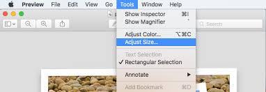 adjust size of image resize images on mac ninjaunits blog