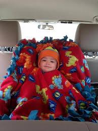 diy car seat poncho class