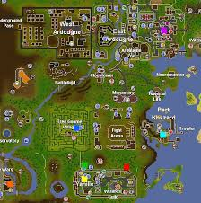 Nmz Power Training Runescape Mini Game Guides Old School
