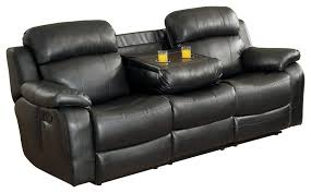manque double reclining sofa with drop