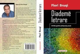Image result for Flori Bruqi DIADEMË LETRARE