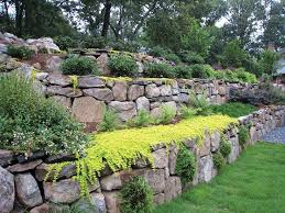 Small Picture Best 25 Rock wall landscape ideas on Pinterest Terraced