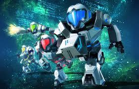 Metroid Evolution Chart Games Inbox Metroid Prime Federation Force Farce Dark