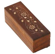 cheap wood box for watch wood box for watch deals on line at souvnear 7 inches wood watch box brass inlay fashion jewelry storage keepsake box for