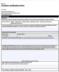 Employee Incident Report Template Classy Incident Reporting Form Awesome Employee Incident Report Form