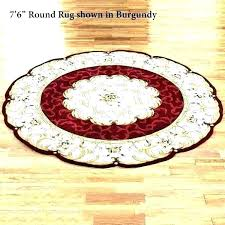 3 ft round rug foot 4 rugs magnificent circle octagon feet by circular square bath runner