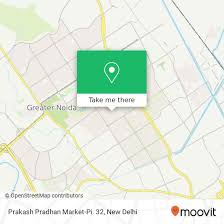 How to get to Prakash Pradhan Market-Pi. 32 in Sikandarabad by Bus or Metro  | Moovit