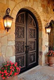 Best  Iron Front Door Ideas On Pinterest - Iron exterior door
