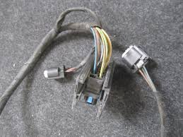 bmw headlight wiring harness bmw image wiring diagram bmw e65 e66 left xenon headlight wire harness oem 750li 750i 760 on bmw headlight wiring