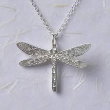 dragonfly necklace image 3