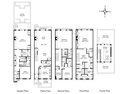New York Townhouse Floor Plans