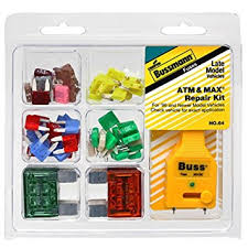 amazon com bussmann no 64 atm mini and max blade fuse tester bussmann no 64 atm mini and max blade fuse tester puller kit
