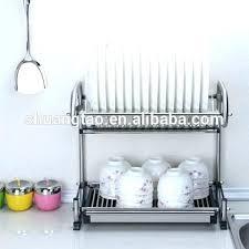 hanging dish rack hanging dish drying rack saving space dish drainer wall wall hanging dish rack