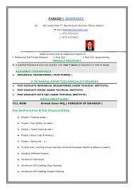 Autocad Designer In Mumbai My Resume Facade Designer