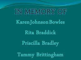 A Tribute to all Those Lost to Ovarian Cancer ppt download