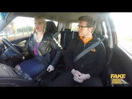 With Test Youtube - School Fake 1 Rae Practice Carly Driving part