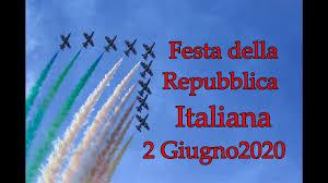 FESTA DELLA REPUBBLICA ITALIANA. 2 GIUGNO 2021 - YouTube