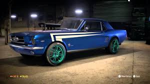 Need for Speed (ford mustang 1975) - YouTube