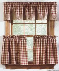 impressive best 25 country kitchen curtains ideas
