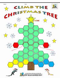 Christmas Math Activities 4th Grade Worksheets Kindergarten Count ...