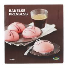 Bakelse Prinsess Cream Cake With Marzipan Ikea