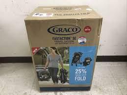 graco literider lx stroller travel