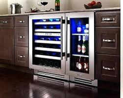 countertop wine refrigerator small refrigerator best counter depth wine refrigerator