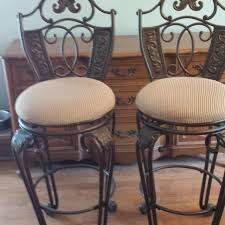 Find more Ashley Furniture Bar Stools Euc $175 For The Pair 32