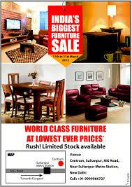 furniture sale ads. Centrum - India\u0027s Biggest Furniture Sale Ads 0