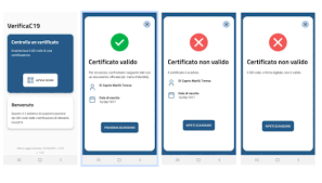 Scarica l'app per la verifica del Greenpass - Associazione Nazionale Sapar