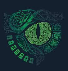 список 2 The Eye Of Jormungand The Midgardsorm Jewellery Norse