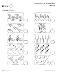 1 20 Worksheets For Preschoolers Trace And Write Missing Numbers ...