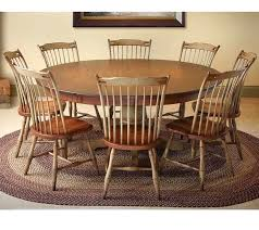 country farmhouse round pedestal table kitchen centerpiece ideas
