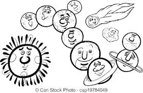 Solar System For Coloring Coloring Pages Of Planets Coloring Pages