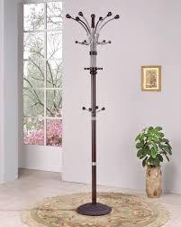 Floor Standing Coat Rack Accessories Attractive Picture Of Decoration Floor Standing Blue 46