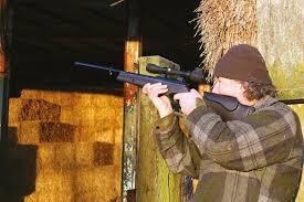 177 Air Rifle Trajectory Chart Airgun Hunter 12 Ft Lb And Fac Rated Air Rifles Getting