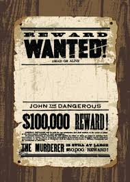 Wanted Poster Template For Pages Wanted Free Vector Download 211 Free Vector For Commercial Use