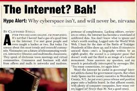 for the web s th birthday we red penned this laughably for the web s 28th birthday we red penned this laughably inaccurate internet essay
