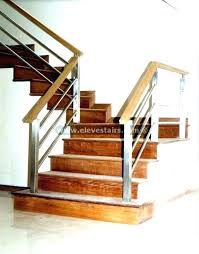 indoor wood railing wooden for stairs stair rail outdoor railings handrails steps handrail design f wooden deck railings
