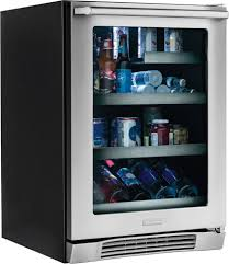 Undercounter Drink Refrigerator Electrolux Ei24bc10qs 24 Inch Undercounter Beverage Center With 2