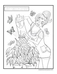 Calming Coloring Pages Therapy Coloring Pages Mermaids Calm Ocean