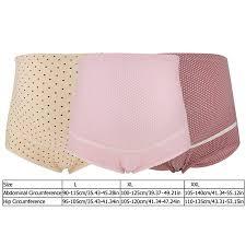 Sonew 3PCS/Set Cotton <b>Pregnant Women Underwear</b> High Waist ...