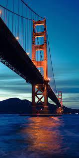 Ultra HD iPhone Wallpapers Bridge Sea ...